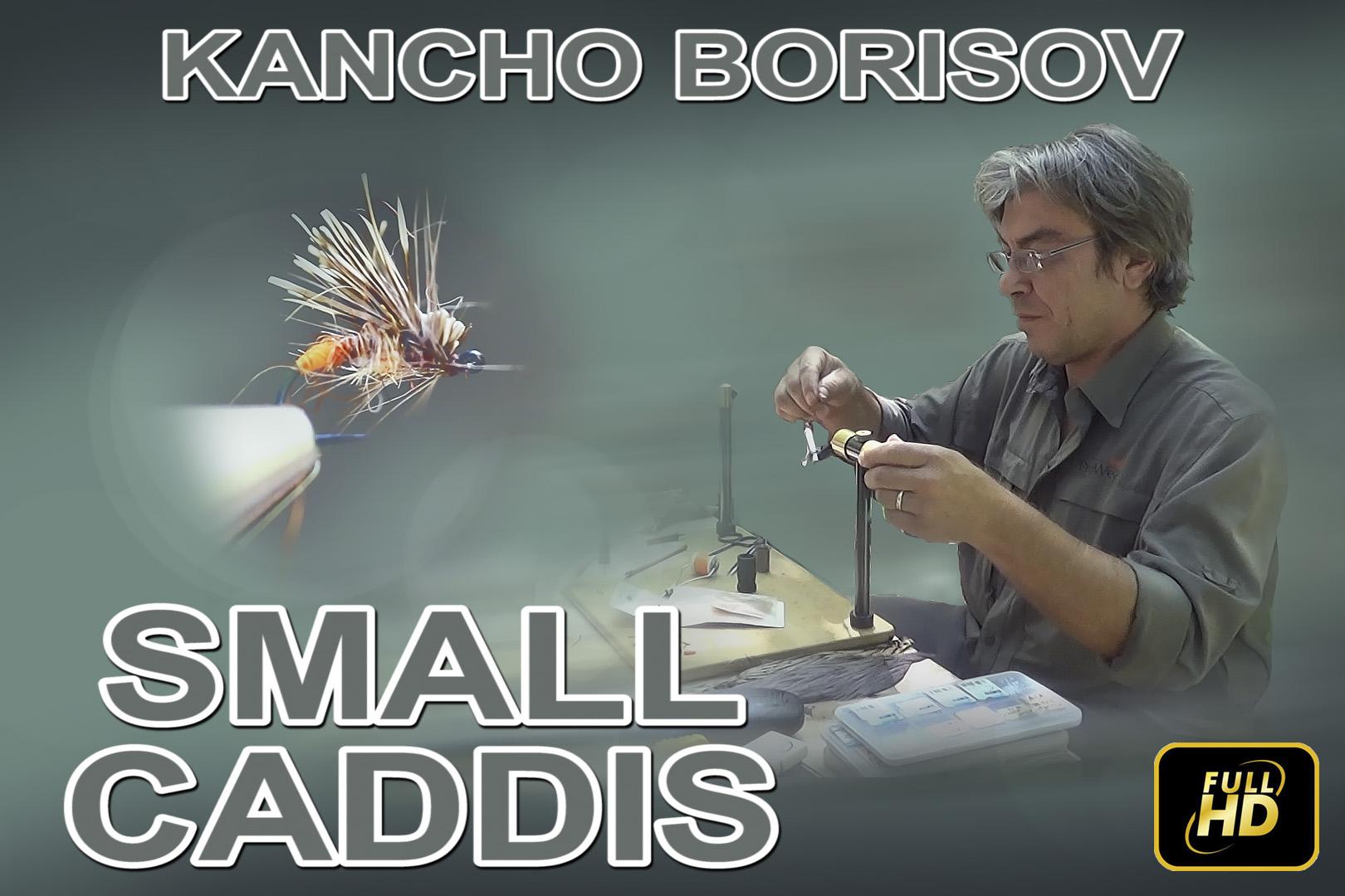 Кънчо Борисов - Small Caddis