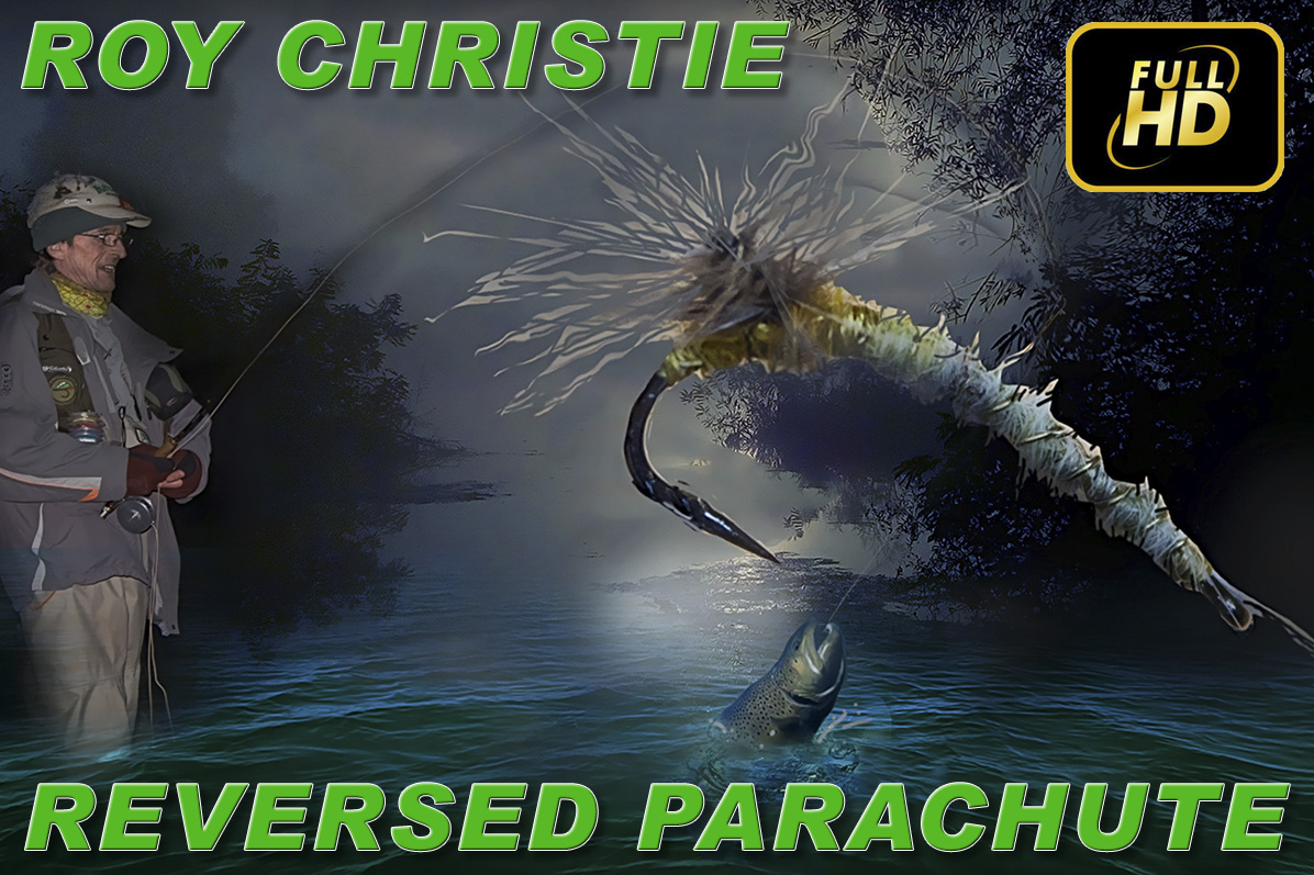 Reversed parachute - Roy Christie