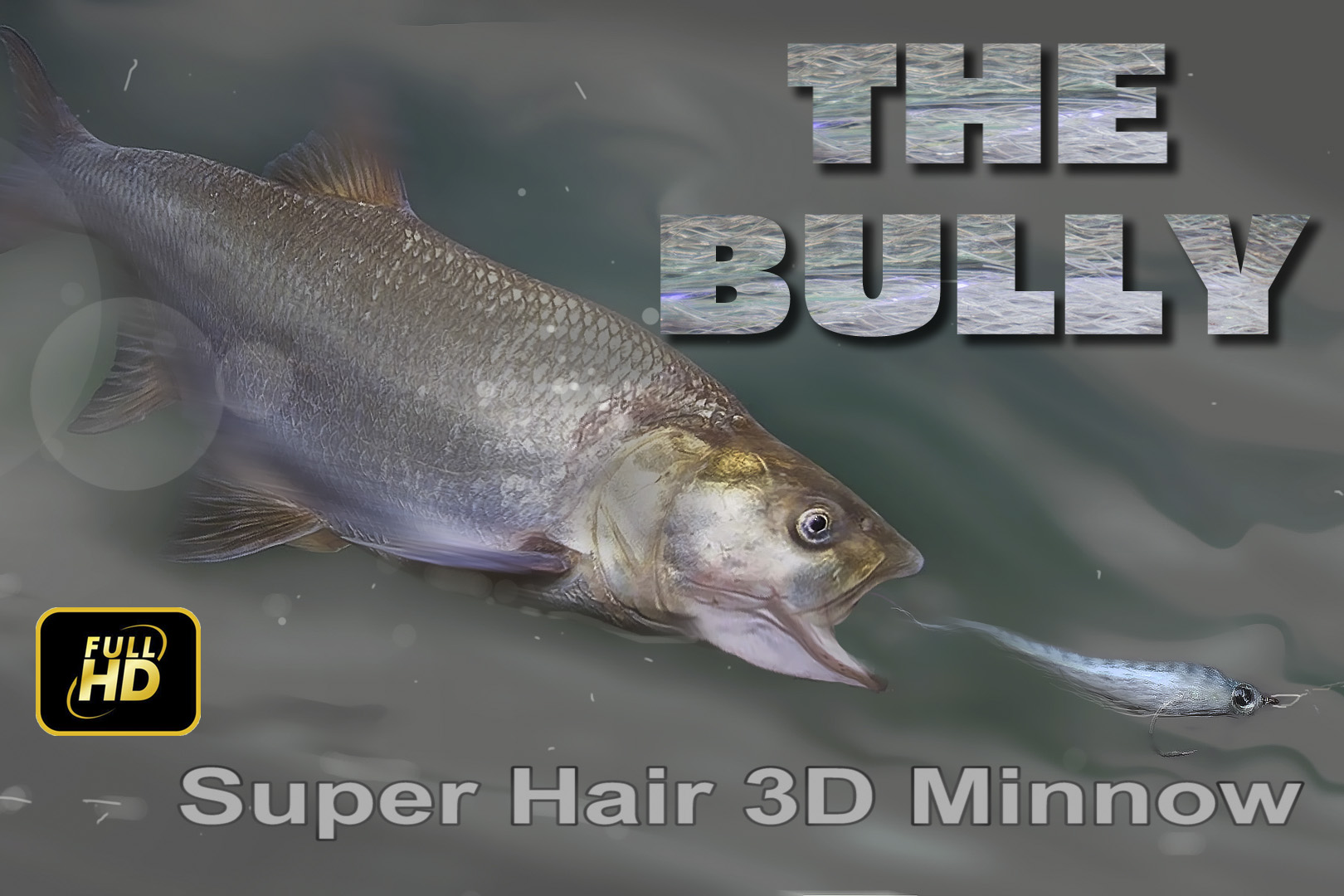 The Bully - Super Hair Streamer