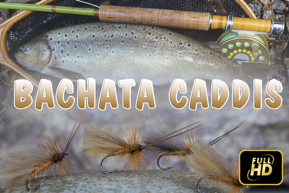 Бачата Кадис - риболов с браздене на мухата
