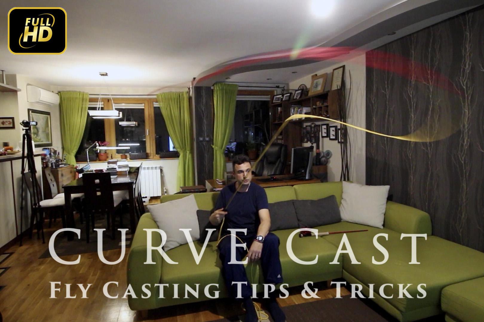 Curve cast